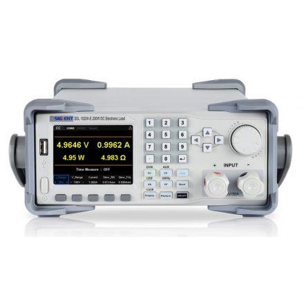 Siglent SDL1020X programmable DC electronic load