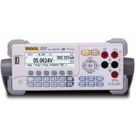 Rigol DM3058E digitális multiméter