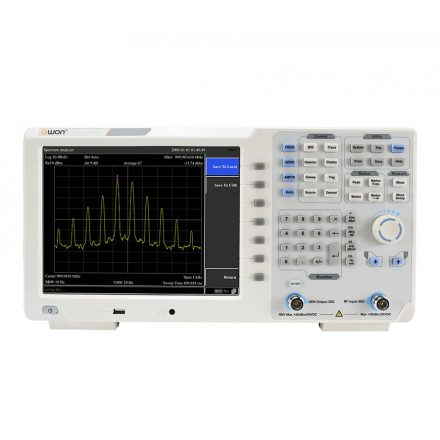 Owon XSA1015-TG spektrumanalizátor