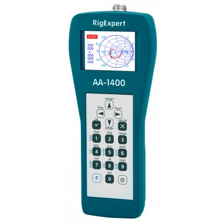 RigExpert AA-1400 antenna analizátor
