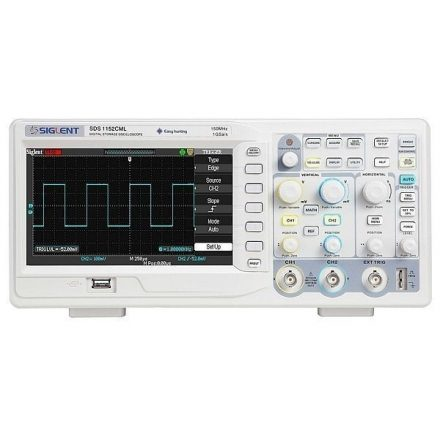 Siglent SDS1102CML PLUS oscilloscope