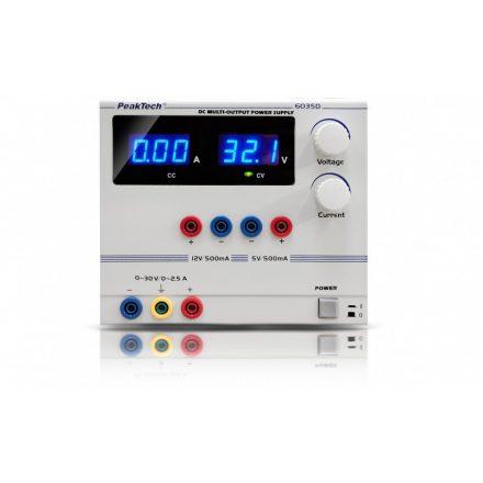 PeakTech P6035D labortápegység