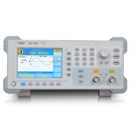 Owon AG1012F függvénygenerátor