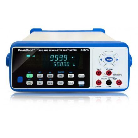 PeakTech P4075 digitális multiméter