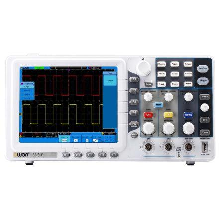 Owon SDS7072 digitális oszcilloszkóp