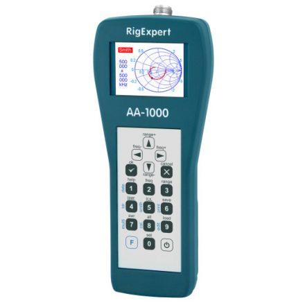 RigExpert AA-1000 antenna analizátor