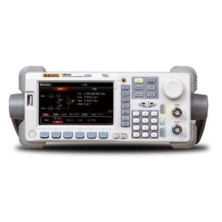 Rigol DG5101 függvénygenerátor