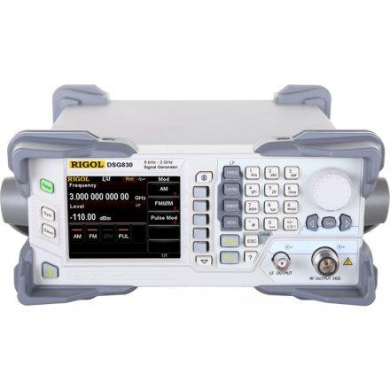 Rigol DSG821A rf szignálgenerátor