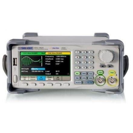 Siglent SDG1062X waveform generator